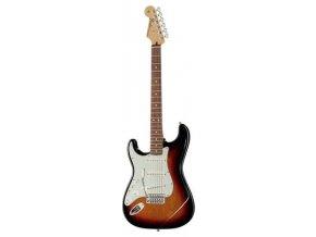 Fender Standard Stratocaster Left-Handed, Pau Ferro Fingerboard, Brown Sunburst