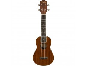 fender seaside soprano ukulele natural 1 GIT0042766 000