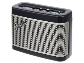 Fender Newport Bluetooth Speaker, Black, EU ID