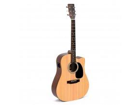 sigma guitars dmc ste natural satin 1 GIT0030180 000