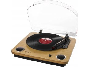 ion audio max lp turntable 1049236