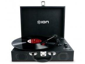 ION Vinyl Transport Black