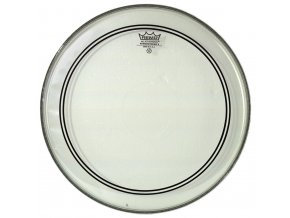 "Remo 13"" P3-0313-BP Powerstroke 3 Transparent"