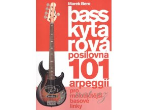 Bass kytarová posilovna 2 - 101 arpegií - Marek Bero