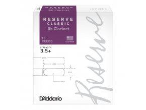 RICO DCT1020 RESERVE CLASSIC Bb klarinet 2.0