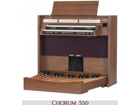chorum 50 front