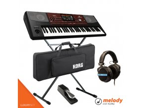 Korg PA700 Luxury Set 1189eur