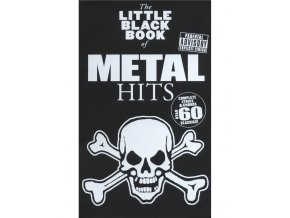 MS The Little Black Songbook Metal