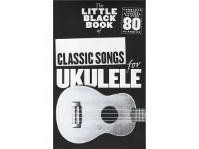 MS The Little Black Book Of Classic Songs (Ukulele)
