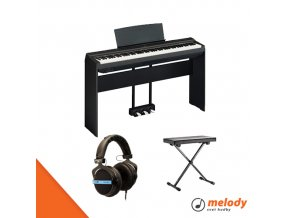 Yamaha P 125 Black Premium Set