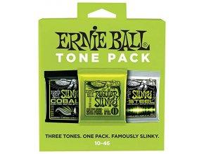 Ernie Ball Regular Slinky Electric Tone Pack