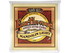 Ernie Ball Earthwood Mandolin Light Loop End 80/20 Bronze Acoustic Guitar Strings