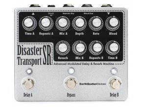 Earthquaker Devices DISASTER TRANSPORT SRf