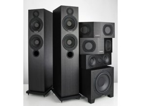 Cambridge Audio Aero 5.1set black