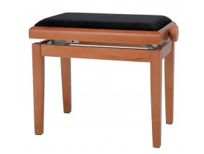 GEWA Piano bench Deluxe maple matt