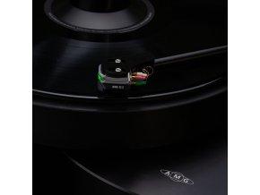 DS Audio, DS-E1 Cartridge + Equalizer Set Black/Silver
