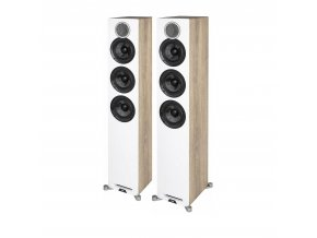 Elac Debut Reference DFR52 White:Wood 4