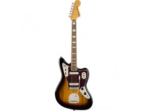 Squier Classic Vibe '70s Jaguar, Laurel Fingerboard, 3 Color Sunburst 1