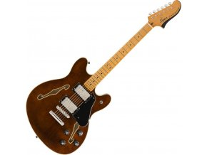 Squier Classic Vibe Starcaster, Maple Fingerboard, Walnut 1