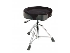 K&M 14036 Drummer's throne with pneumatic spring