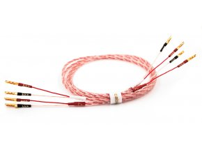 Cable4 Grey X-SPEAKER 2 x 2m
