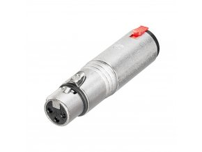 SOMMER NEUTRIK Adapter XLR-Buchse auf Klinke