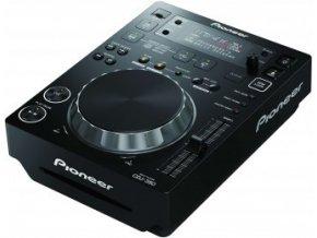 Pioneer Profesionálny CD/CD-R/RW, MP3 prehrávač, USB