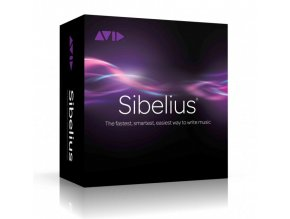 AVID Sibelius with Annual Upgrade Plan