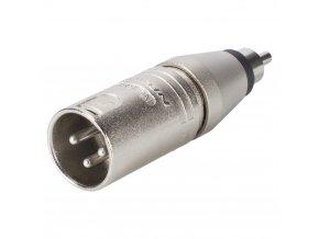 SOMMER NEUTRIK Adapter XLR-Stecker auf Cinch-
