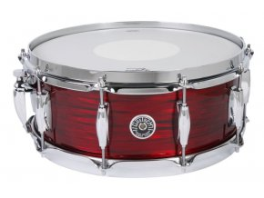 "Gretsch Wood Snare Brooklyn Series 5,5x14"" Red Oyster Nitron"