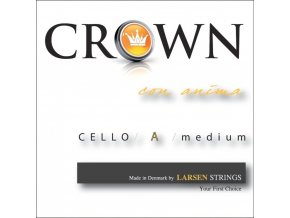 Crown Strings For Cello Medium