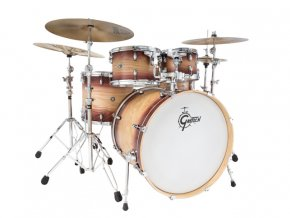 Gretsch Shellpack Catalina Ash 10/12/16/22/14SD Walnut/Natural/Waln