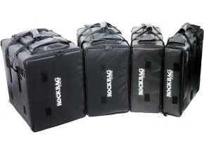 Rockbag Shallow Rackbag 3HE-3U Black