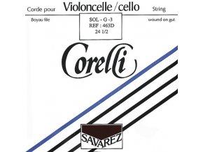 Corelli Strings For Cello Gut 22 1/2
