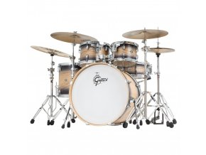 Gretsch Shellpack Catalina Ash 10/12/16/22/14SD Black/Natural/Black