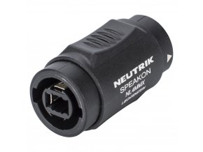 SOMMER NEUTRIK Speakon Adapter 4polig