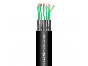 Sommer Cable SC-QUANTUM Multipair highflex 7,00mm Black