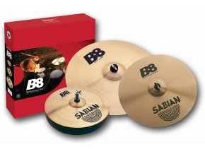 "SABIAN B8 PERFORMANCE SET PLUS + 14"" Thin Crash zdarma"