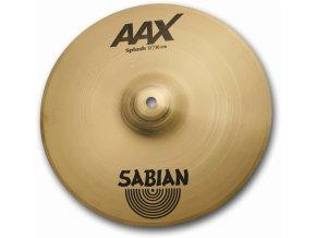"""SABIAN AAX 10"""" SPLASH brilliant"""