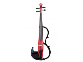 YAMAHA SV-200 Silent Violin Candy Apple Red