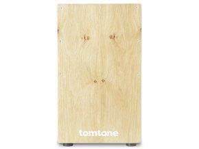 TomTone Cajon Classic dark oak