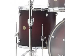 Gretsch Floor Tom Catalina Maple 14x14'' Satin Dark Cherry Burst Lacq.