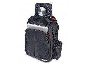 UDG Ultimate Backpack Black/Orange batoh