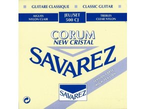 Savarez New Cristal Corum SA500CJ