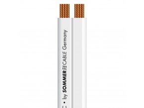 Sommer Cable TRIBUN Speaker-Flachkabel 2x4,00mm? ws