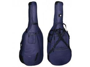 GEWA Double bass gig-bag GEWA Bags Premium 3/4