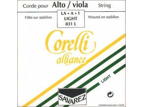 Corelli Strings For Viola Alliance Light