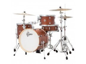 Gretsch Shellpack Catalina Club Jazz 12,14,18,14SD,Sat.Waln.Glaze