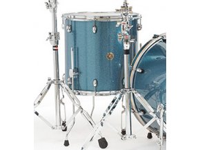 Gretsch Floor Tom Catalina Maple 14x14'' Aqua Sparkle Wrap