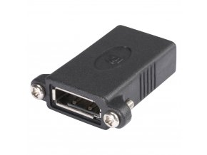 Sommer Cable Einbauadapter Displayport fem.<>fem.